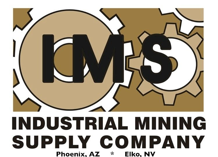Industrial Mining Supply Logo